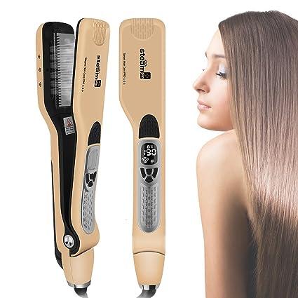 Prodotti per lisciare i capelli crespi uomo