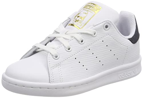 adidas Stan Smith C Scarpe da Basket Unisex - Bambini  Amazon.it ... 69de6c59206