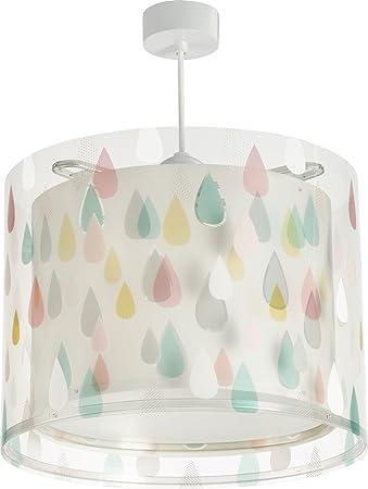 LED Lampe Kinderzimmer Decke Pendelleuchte Wolke 41412H weiß 1070lm ...