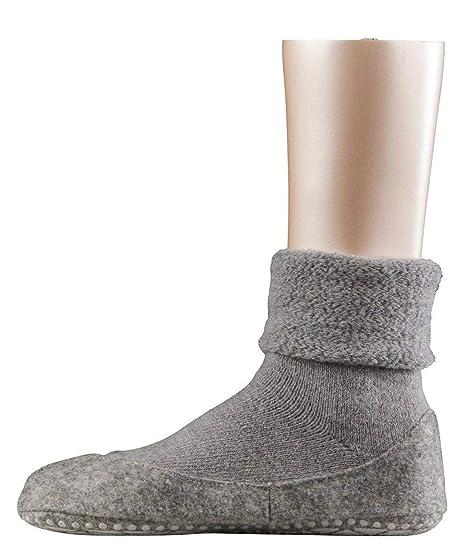 Falke - Calcetines para niña, color gris claro 3400, talla 23-24