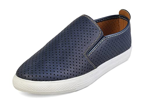 Buy KITTENS Baby Boys' Blue Loafers - 3