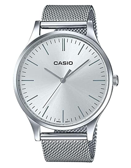 bc49aa8aaa486 Casio Collection Unisex Adults Watch LTP-E140D-7AEF: Amazon.co.uk ...
