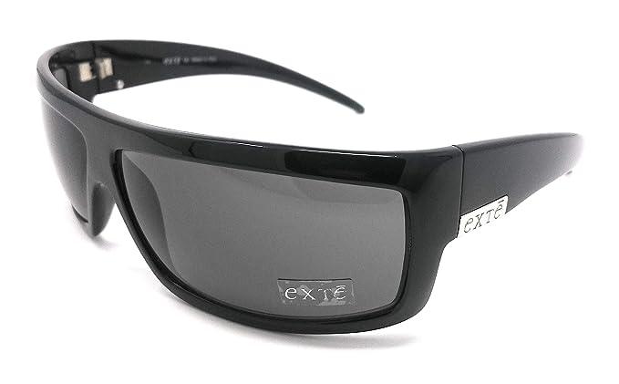 Extè - Gafas de sol - para mujer Negro Negro 62: Amazon.es ...