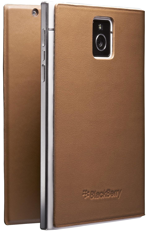 BlackBerry ACC-59524-002 Housse en Cuir Passport Marron