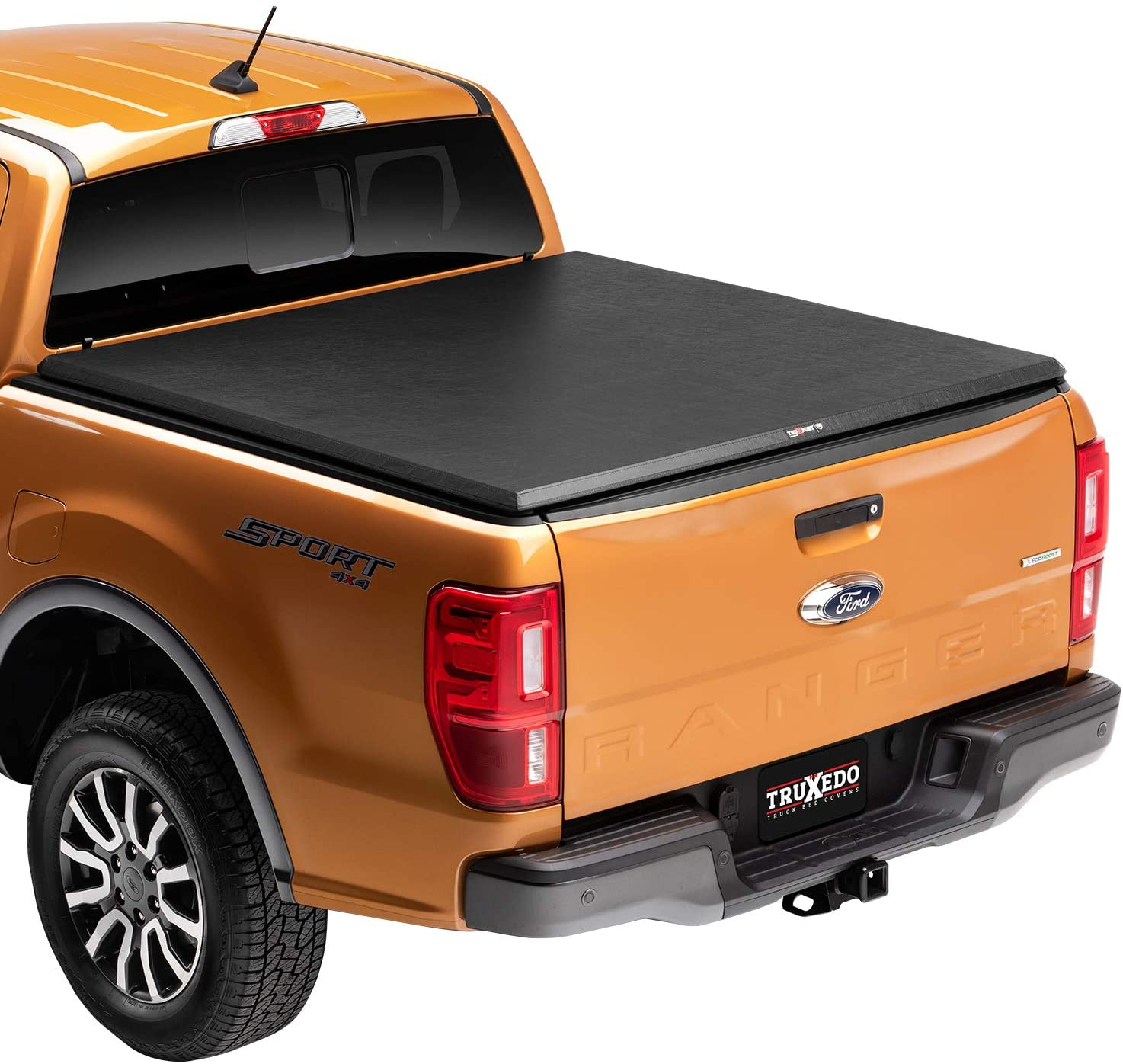 Truxedo Truxport Soft Roll Up Truck Bed Tonneau Cover 256801 Fits 05 15 Toyota Tacoma 6 Bed Automotive Amazon Com