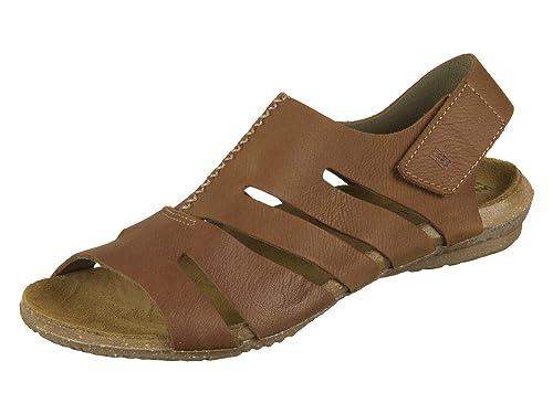 N5064 Pleasant Tibet/Wakataua Rosso Donna 40 Sandali Velcro mfRenBpHZG