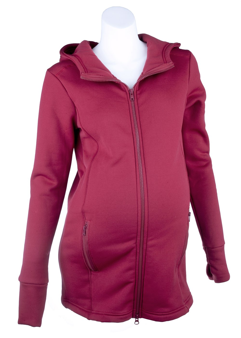 Mountain Mama Damen lassen Hooded Schwangerschafts Jacket