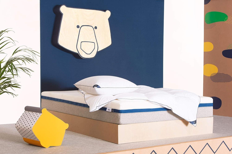 Tediber El Increíble Colchón Doble 150 x 190cm - Firme y Acogedor ...
