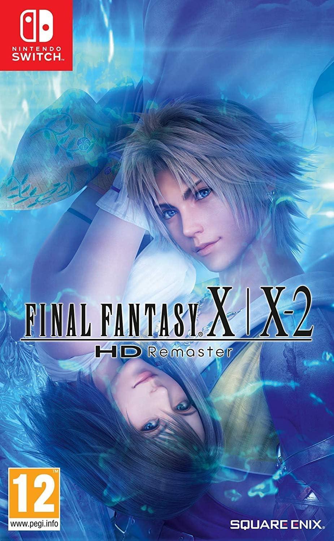 Final Fantasy X Nintendo Switch