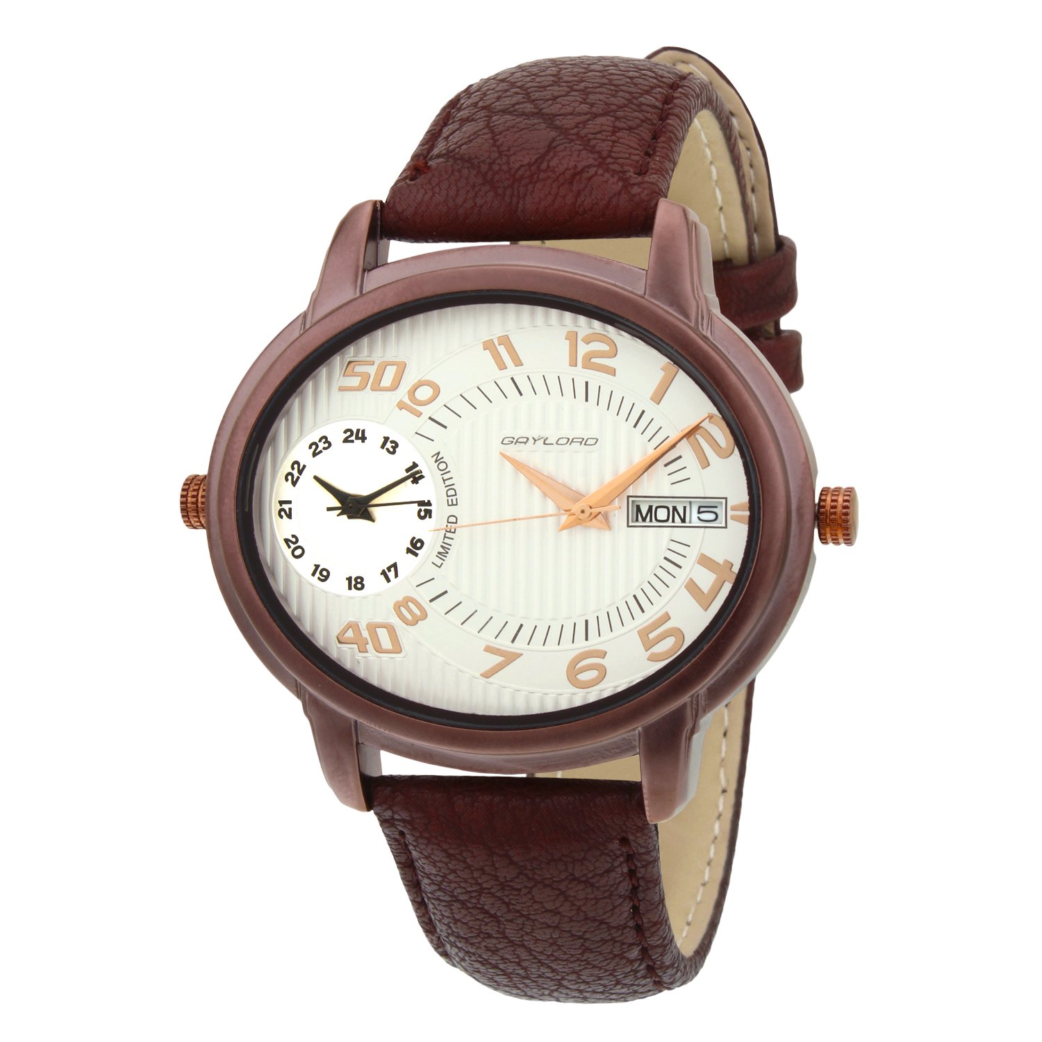GAYLORD GL1024WL01  Analog Watch For Unisex