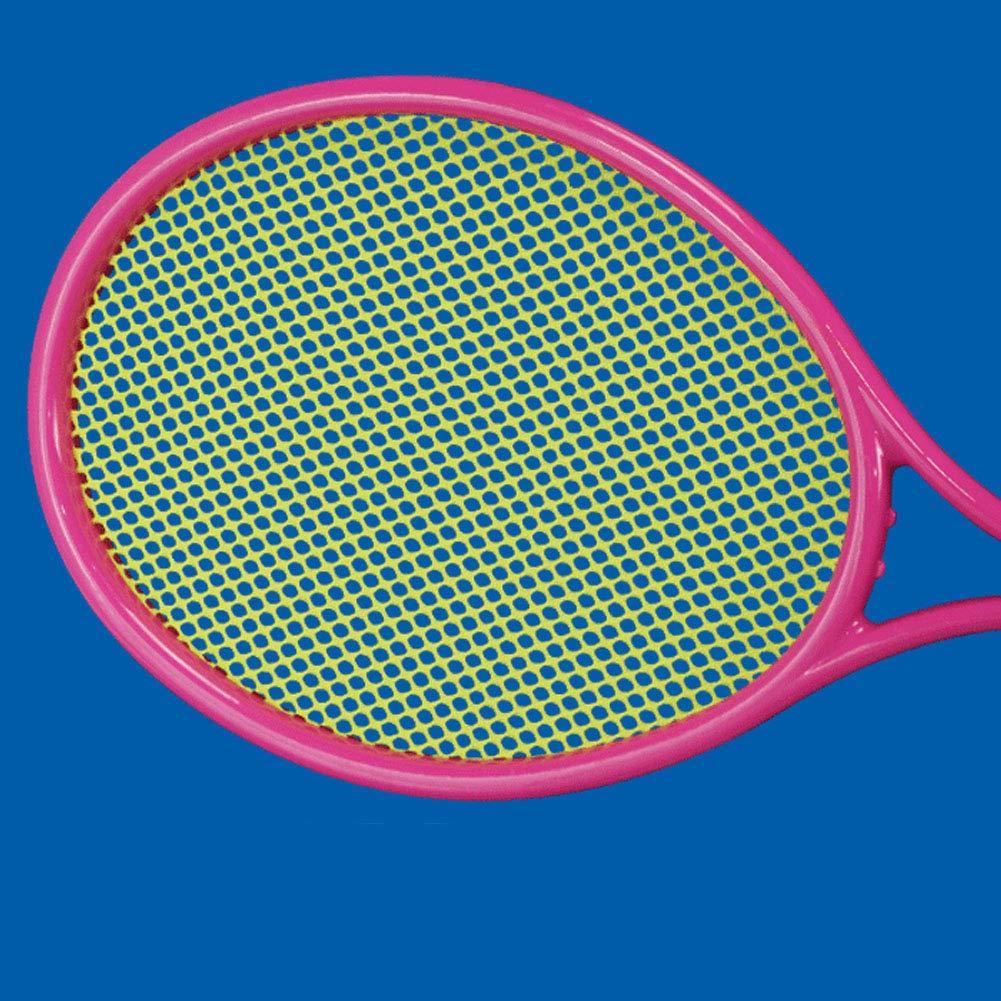 Juguetes Deportivos Equipo De Gimnasio Al Aire Libre para Ni/ñOs Momangel Gimnasio Creativo para Ni/ñOs 9905B Actividades Al Aire Libre Raquetas De Tenis De Juguete