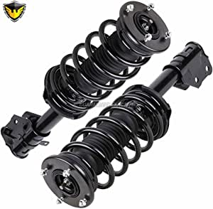 For Ford Edge 2007 2008 2009 2010 Pair Front Monroe Quick Struts BuyAutoParts 77-70498CX New