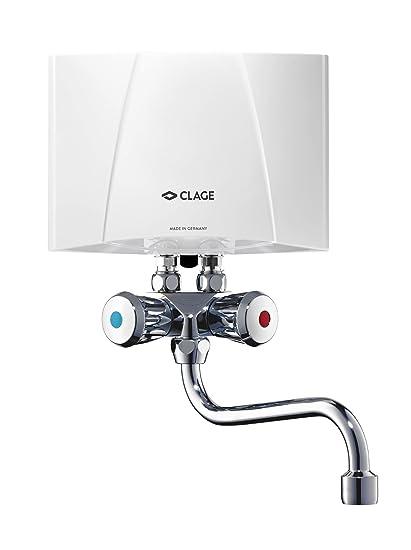 Clage M7/SMB - pequeño-calentador de 6.5 kW/400 V hidráulico -