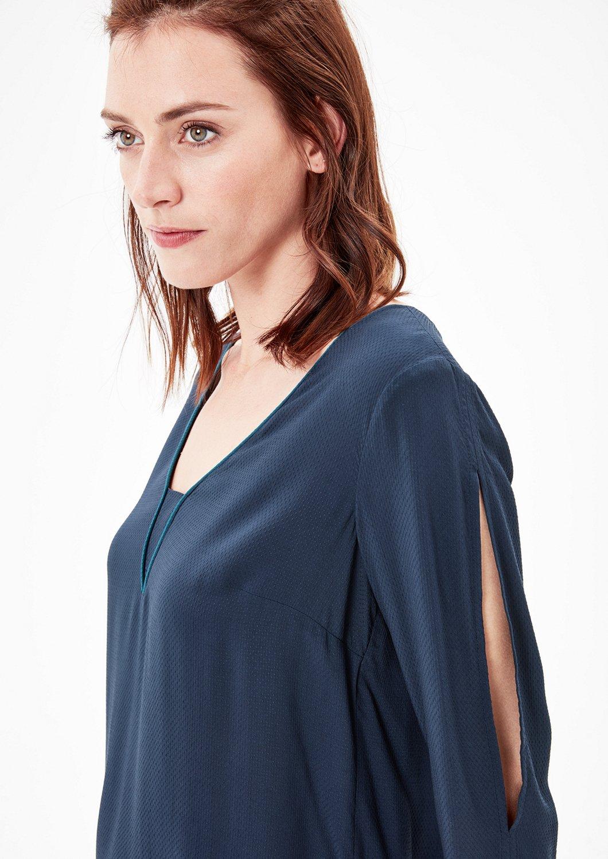 s.Oliver dam blus Blå (Eclipse Blue 5884)