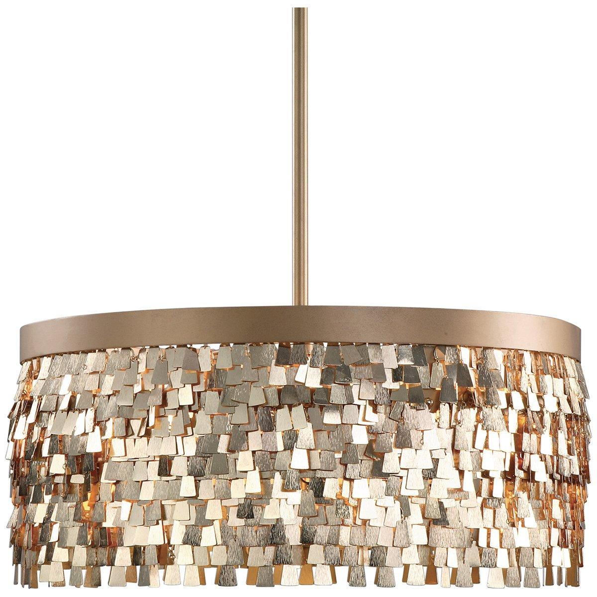 Amazon uttermost 22064 tillie 3 light textured pendant gold amazon uttermost 22064 tillie 3 light textured pendant gold home kitchen aloadofball Choice Image