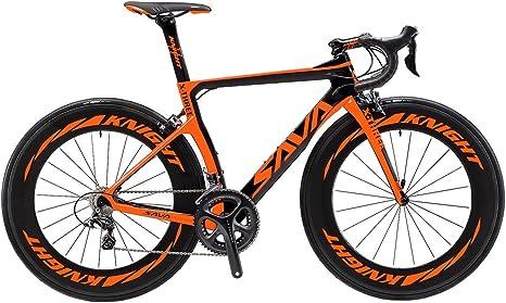 Sava Phantom 2.0 700C Bicicleta de Carretera de Fibra de Carbono ...