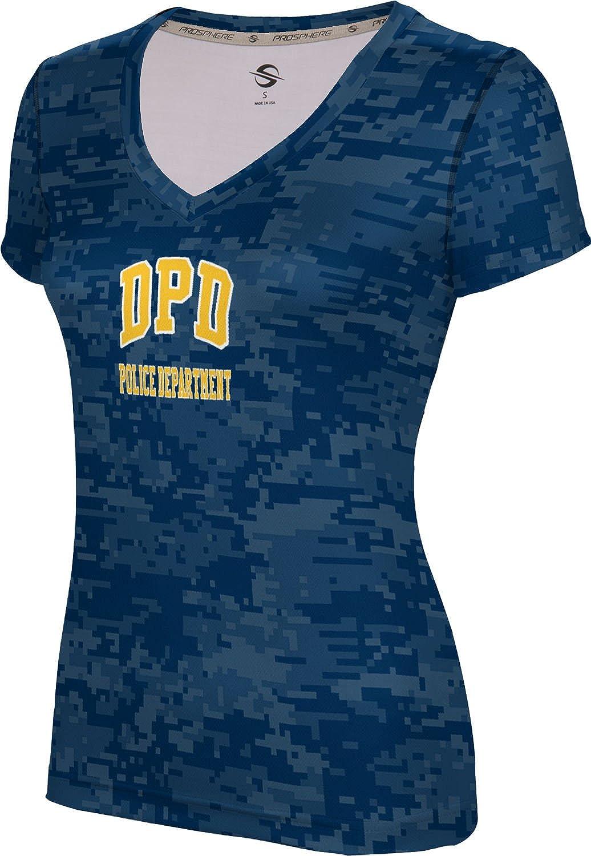 ProSphere Women's Denver Police Department Digital SL V-Neck Training Tee