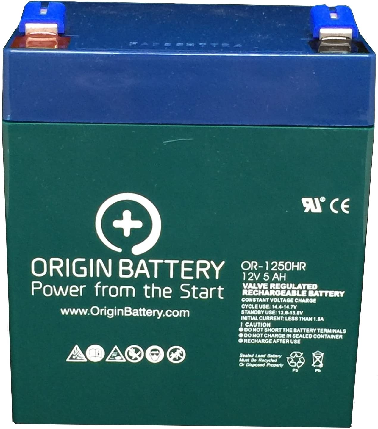 Minuteman MBK300 Battery Replacement