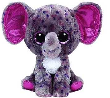 Ty - Specks, Peluche Elefante, 15 cm, Color Gris (36156TY)