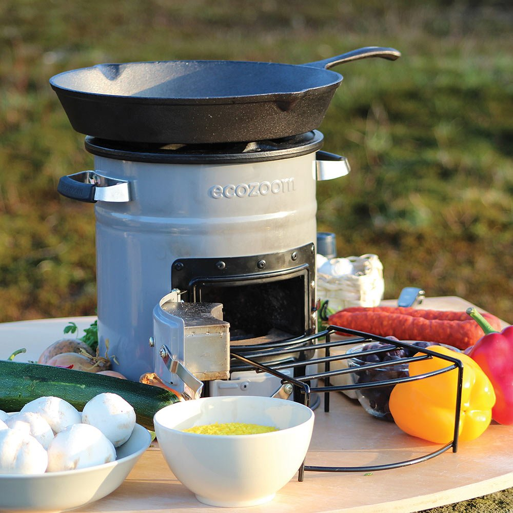 Amazon.com : EcoZoom Rocket Stove - Versa : Camping Stoves ...