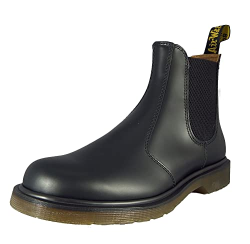 b9f8a6298 Dr Martens 2976 Unisex Classic Airwair Chelsea Boots Cherry Red ...