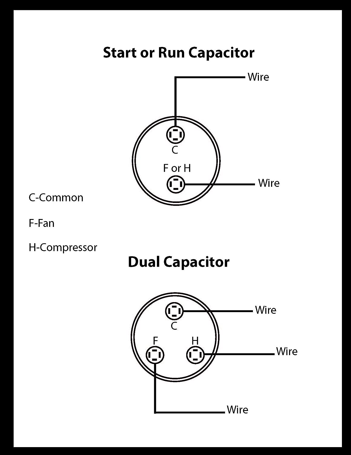Run Capacitor Wiring Diagram : Compressor limit switch wiring diagram
