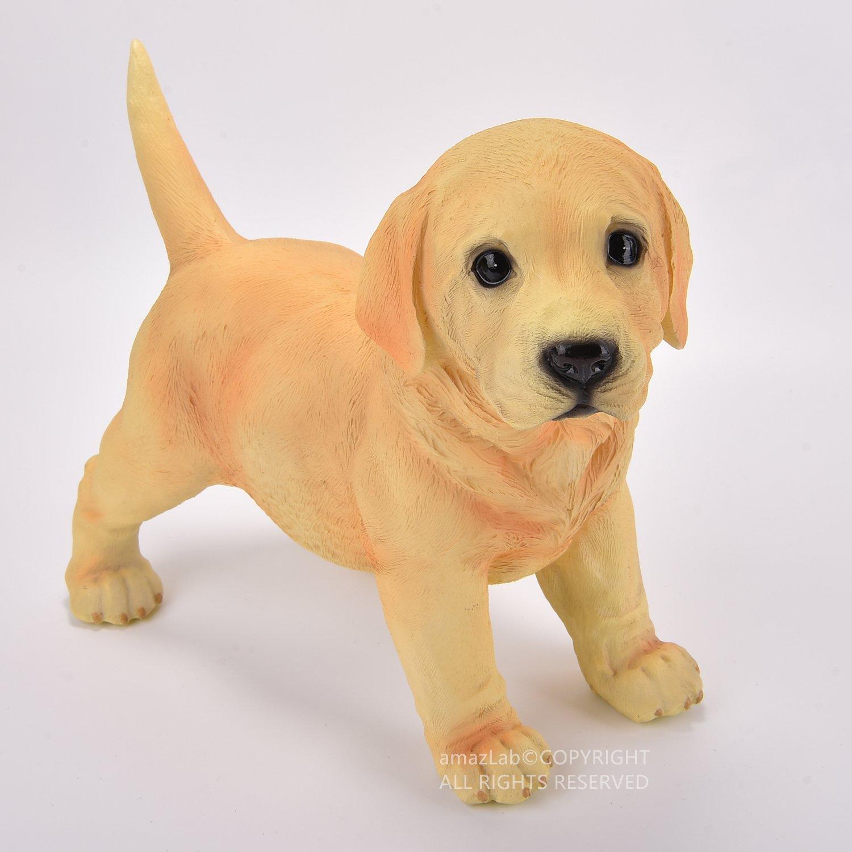 Amazlab Dog-Labrador Retro Style Vivid Shaped Table Night Lamp