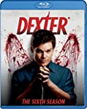 DEXTER: THE COMPLETE SIXTH SE [Blu-ray] [Import]