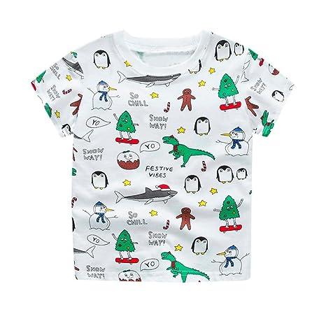 Niños camiseta, mamum infantile bebé niño Niña Camiseta ...