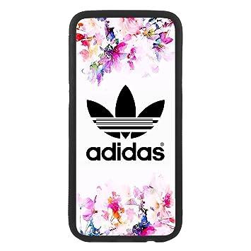8bd3d5b4789 Funda carcasa para móvil logotipo adidas flores logo compatible con Samsung  Galaxy A5 (2017): Amazon.es: Electrónica