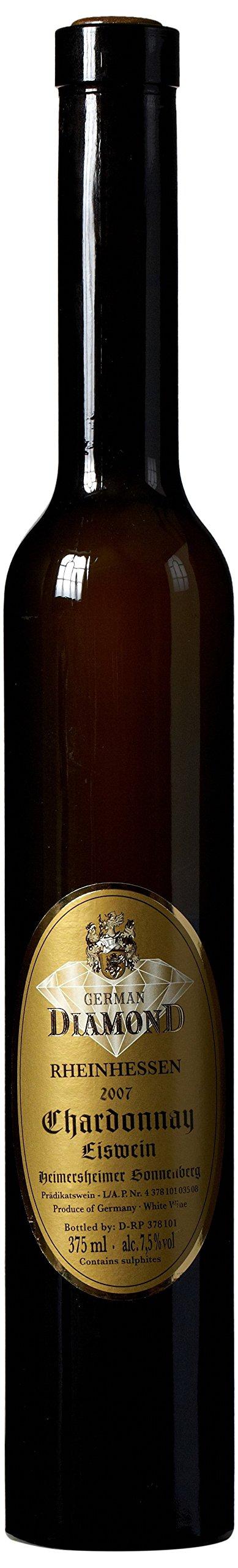 2007 King Frosch Chardonnay Eiswein 375 mL wine All Natural German Eiswein