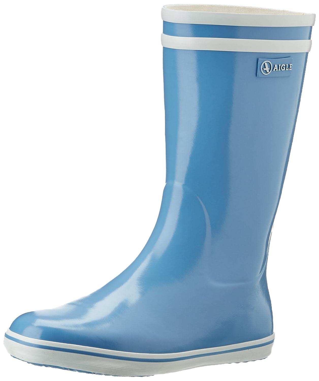 Aigle Malouine BT, Botas de Agua para Mujer36 EU|Azul (Onde)
