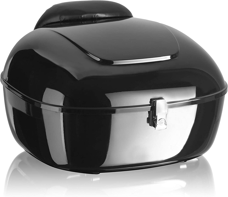 Customacces AZ1356N Baul Top Case Be Good 50L. Harley Davidson Sportster 1200 Custom (XL1200C) '04-'19