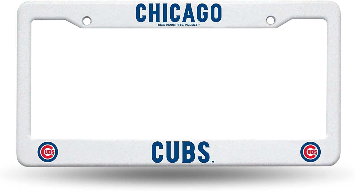 Rico Industries Cubs Plastic Frame