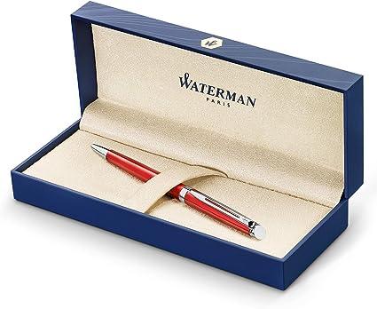 5 x Waterman Ballpoint Refill for Ballpoint Pens Blue ink Medium point