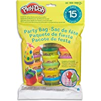 Play Doh - Party Bag inc 15 Tubs & 16 Stickers