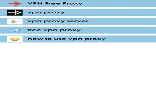 Amazon com: VPN Free Proxy: Appstore for Android
