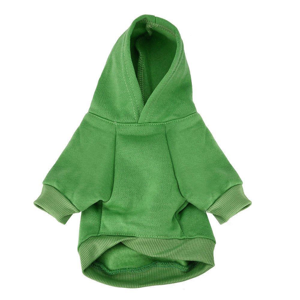Mode Kost/üm Sweatshirt Mit Kapuze Kleiner Hund Baumwollmischungs Hemd Welpen Mantel Kleidung Hawkimin Haustier Hunde Hoodie