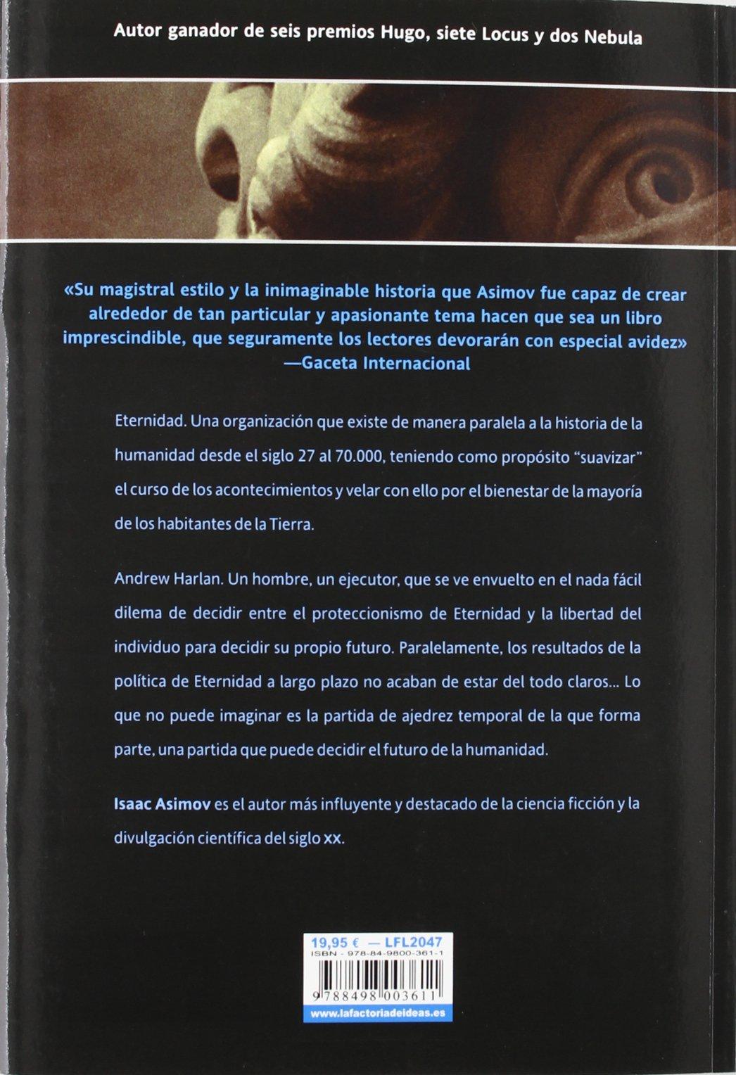 El fin de la eternidad (Solaris ficción): Amazon.es: Isaac Asimov: Libros