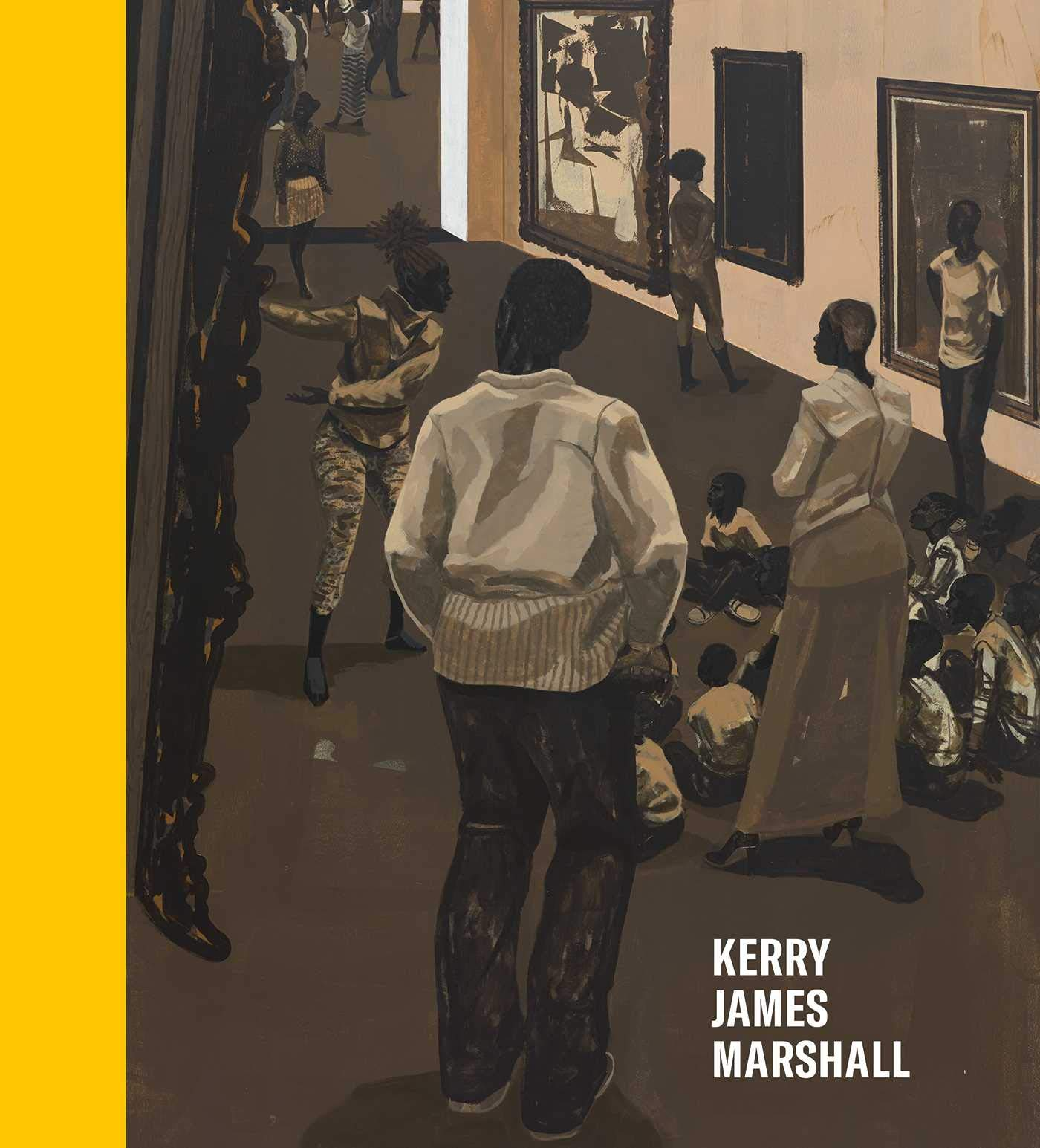 Kerry James Marshall: History of Painting by David Zwirner Books