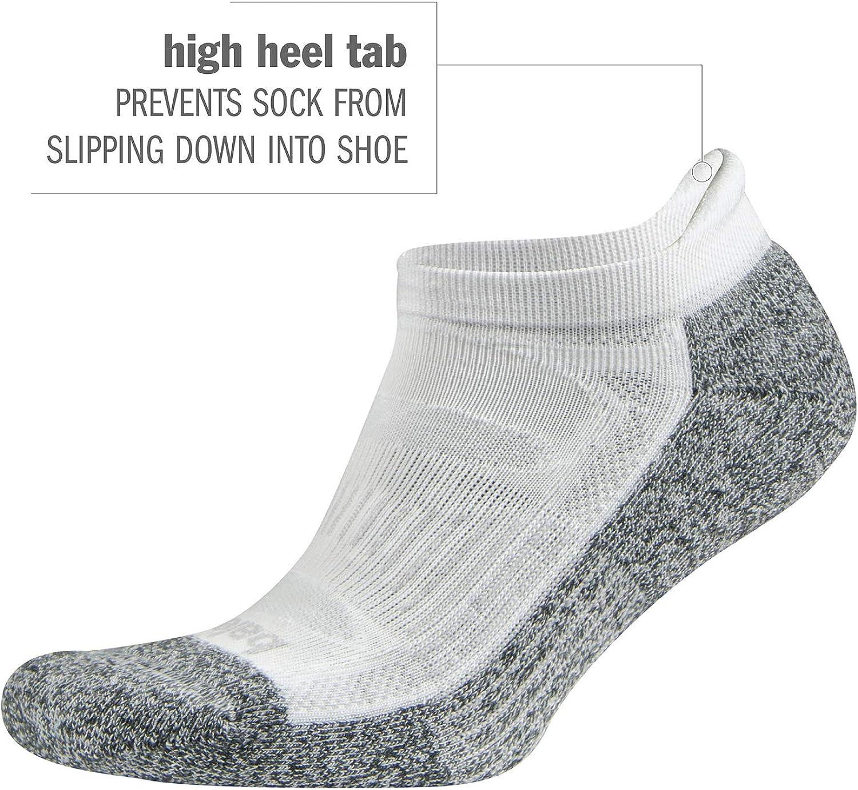 Balega Blister Resist No Show Socks For Men and Women (1 Pair) : Clothing