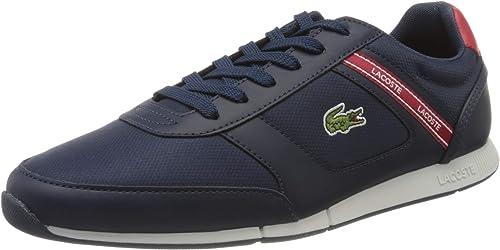 NEU SCHUHE LACOSTE MENERVA SPORT 119 CMA Herrenschuhe Sneaker