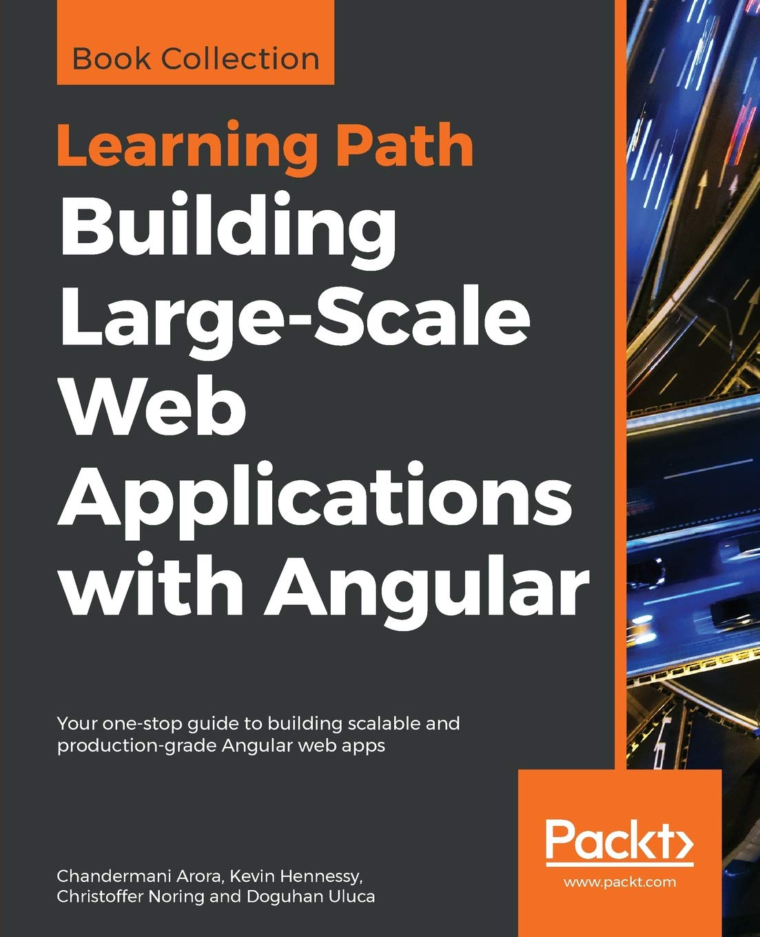 Building Large-Scale Web Applications with Angular: Your one