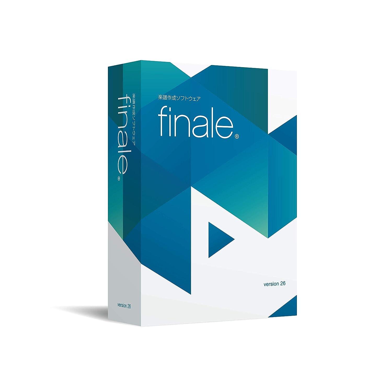 MakeMusic メイクミュージック 楽譜作成ソフト フィナーレ Finale 26   B07PHMTDXX
