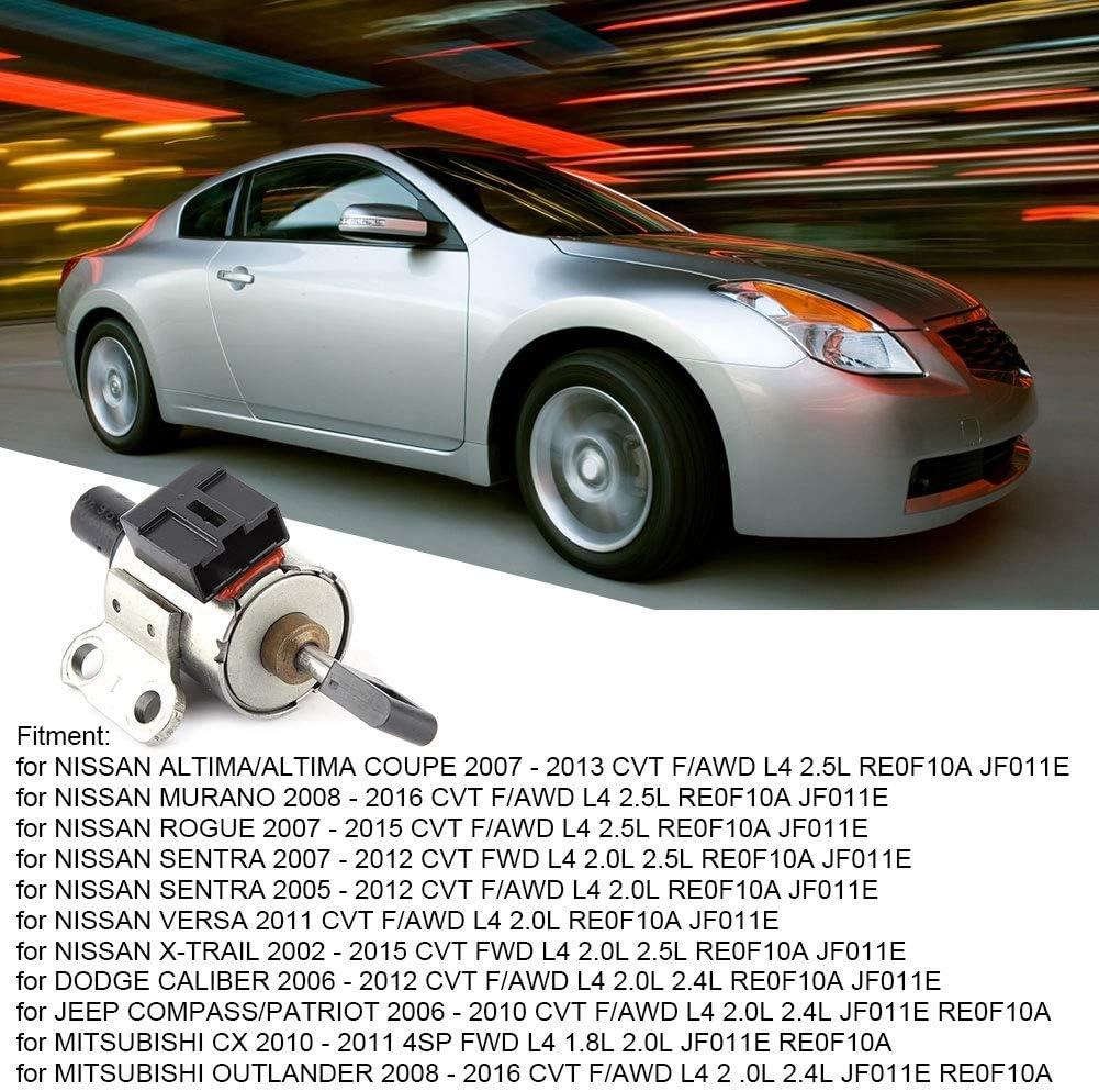 JF011E CVT Stepper Motor Fit for Nissan Altima Murano Sentra Does not Include The housing. CVT Stepper Motor