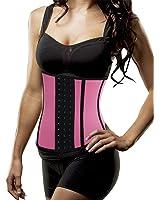 Neoprene Workout Hot Cincher, Ursexyly Waist Shapewear Hot Slimming Tummy Fat Burner Look 1, 2, Even 3 Sizes Thinner