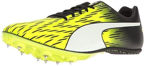 e2c2edd95d9e97 Puma Men s Evospeed Sprint 7 Running Shoe  Amazon.co.uk  Shoes   Bags