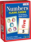 Creative Educational Aids Number- Flash Cards