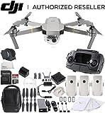 DJI Mavic Pro Platinum FLY MORE COMBO Collapsible Quadcopter Drone Bundle