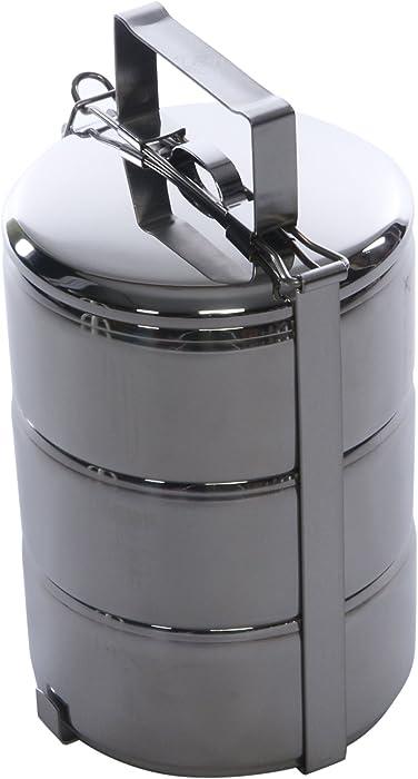Zebra Stainless Steel Food Carrier